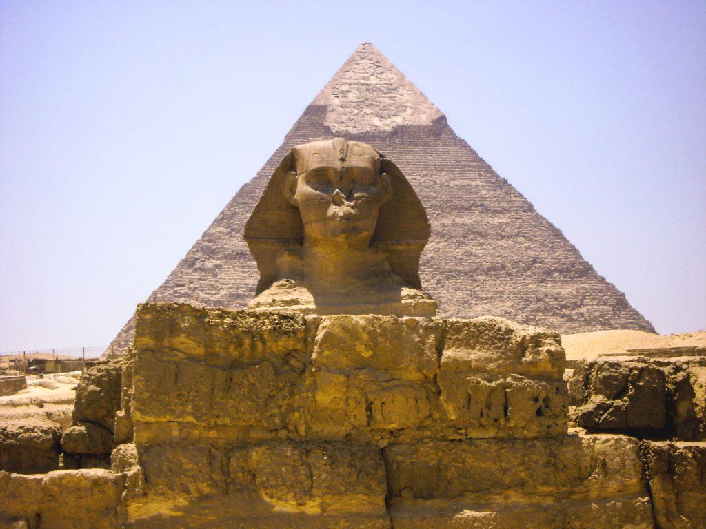 Alunos da Tempo realizam viagem ao Egito